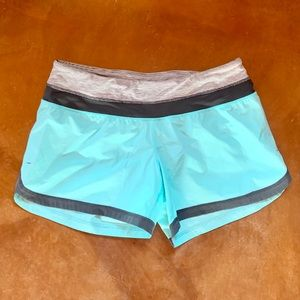 LuluLemon Athletics // Speed shorts